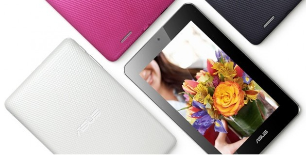 Asus MeMo Pad 7 a confronto con Nexus 7 e Galaxy Tab 2 (video)