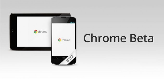 Google lancia il canale beta di Chrome per Android sul Play Store
