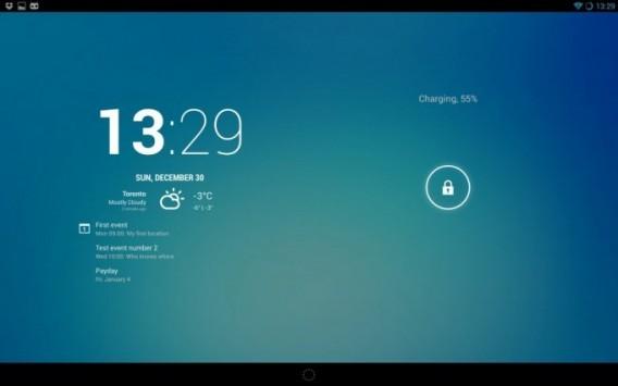 CM 10.1 si arricchisce di Chronus: un widget orologio, meteo e calendario