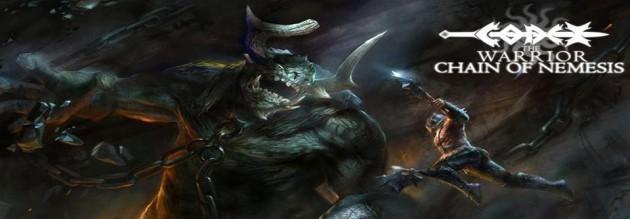 Codex The Warrior è il primo gioco per Tegra 4