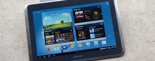 Samsung GT-N5100 è un Galaxy Note da 8