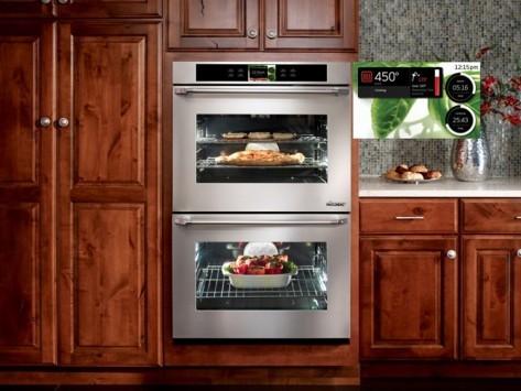 Dacor Cooks: ecco in azione il forno con Android
