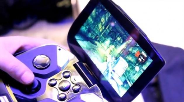 Nvidia Project Shield alle prese con Dead Trigger 2 (video)
