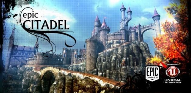 Epic Citadel arriva su Android