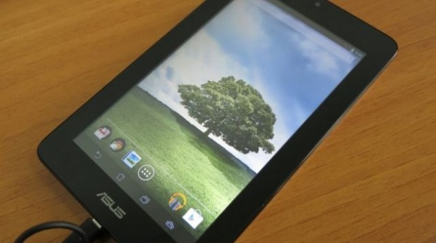 Asus MeMo Pad 7 ME172V in un primo video hands-on