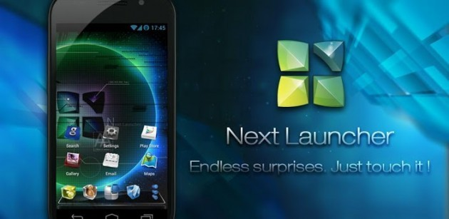 Next Launcher 3D si aggiorna alla versione 1.20 e diventa in Italiano