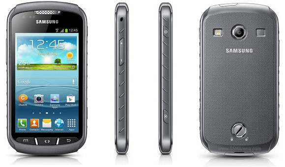 Samsung annuncia Galaxy Xcover 2