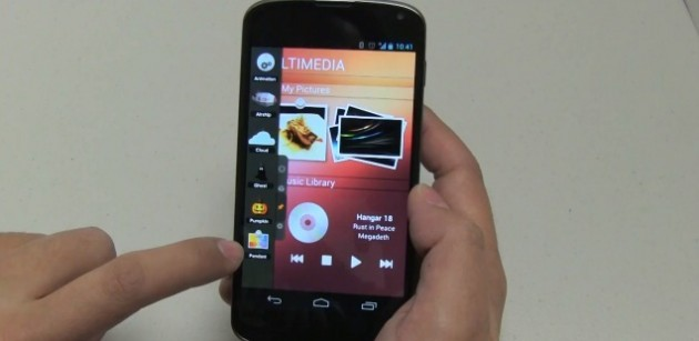 Trasformare il proprio dispositivo Android in un Ubuntu Phone (video)