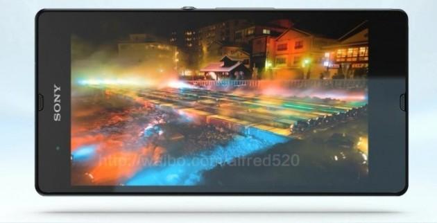 Sony Xperia Z si mostra in nuove foto