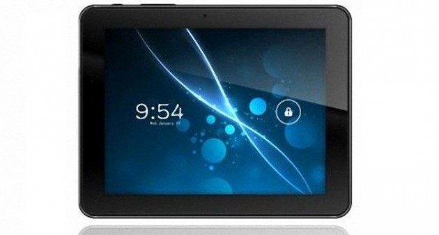ZTE svela V81: un tablet da 8 pollici con Android 4.1 Jelly Bean