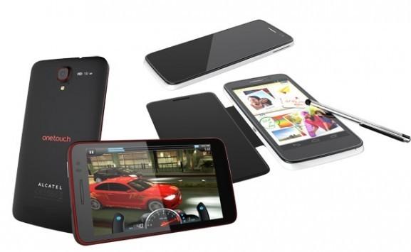 Alcatel presenta One Touch Idol, Idol Ultra e Scribe