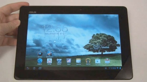 Asus MeMo Pad 10: video unboxing
