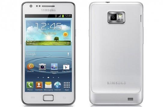 Samsung annuncia il Galaxy S II Plus