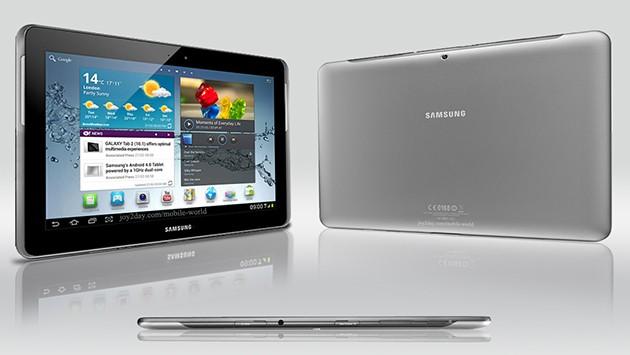 Galaxy Tab 2 10.1: iniziato il roll-out dell'aggiornamento ad Android 4.1.2