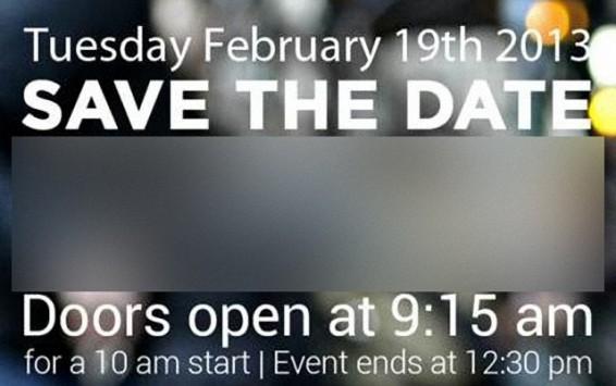 HTC terrà un evento a New York il prossimo 19 Febbraio: M7 in arrivo?