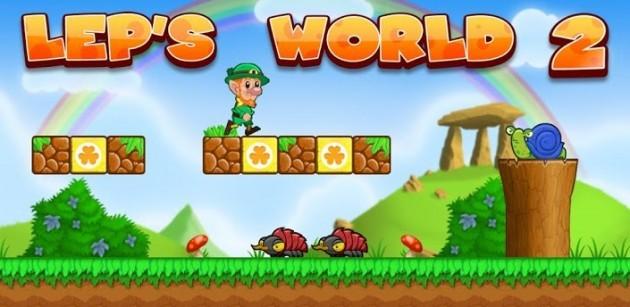 1 Gioco al giorno : Lep's World 2 - magia, elfi e tanto divertimento