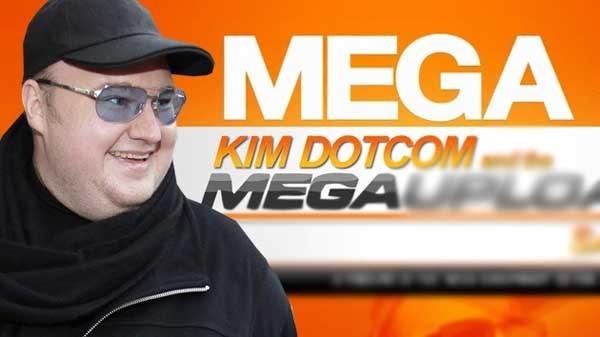 Kim Dotcom risorge e lancia il nuovo Mega: finora è un grande successo!