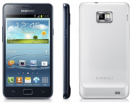 Samsung Galaxy S II Plus: disponibile in Finlandia a 378€