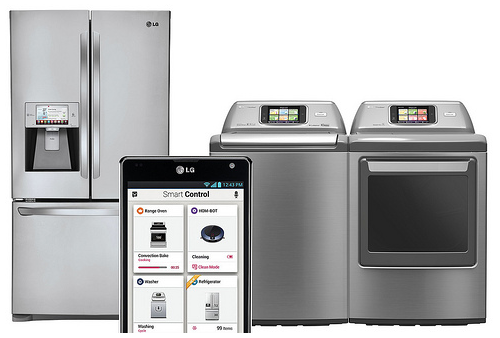 LG Smart Control al CES: controllare gli elettrodomestici con Android