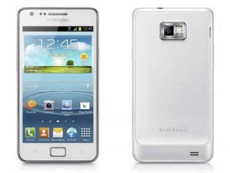 Samsung Galaxy S II Plus: niente chip Exynos ma Broadcom