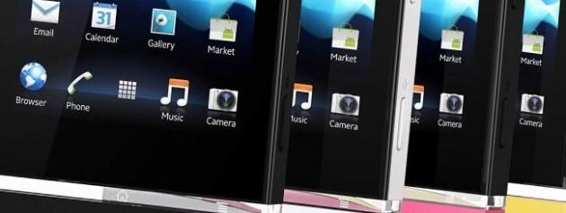 Sony rilascia il nuovo firmware 6.1.1.B.1.89 (ICS) per Xperia P, U, Go e Sole