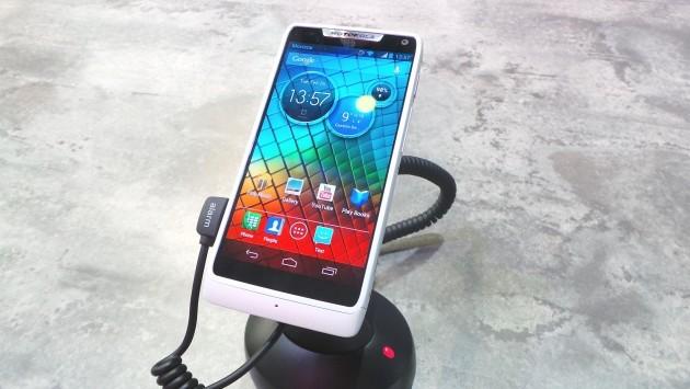 [MWC 2013] Anche Motorola presente al MWC 2013 con Razr HD, Razr I e P4000