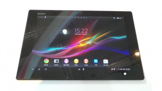 Sony Xperia Tablet Z: dal 13 Aprile in Giappone a 499€ (foto accessori)