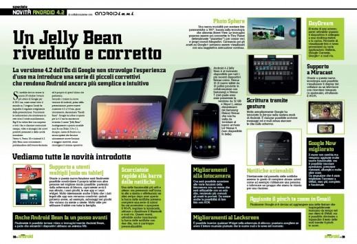 Mondo Android: in edicola il numero di Febbraio/Marzo 2013