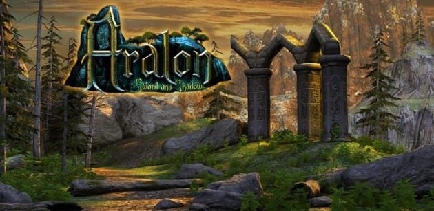 Aralon: Sword and Shadow disponibile sul Play Store