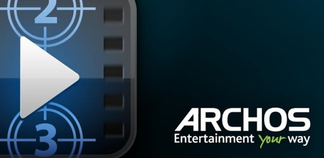 Archos Video Player: disponibile la versione gratuita sul Play Store
