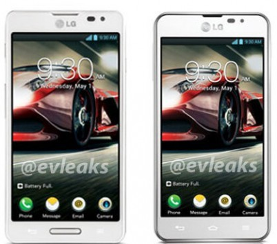 LG Optimus F7 ed F5: ecco due prime immagini