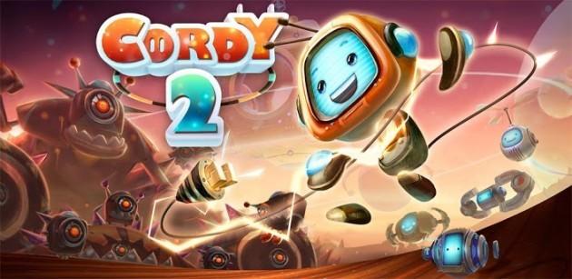 Cordy 2: il seguito del celebre platform game arriva su Android