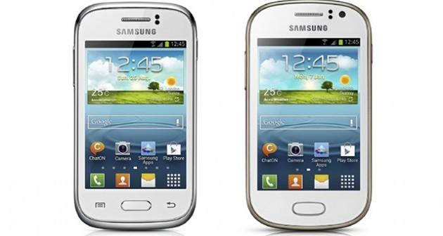 Samsung Galaxy Young e Galaxy Fame ufficiali in Italia