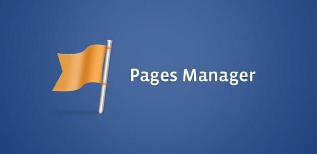 Facebook Pages Manager si aggiorna alla versione 1.1 con alcune novità