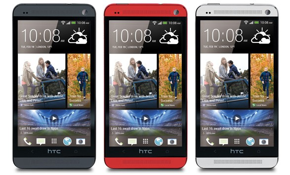 HTC One: colorazione rossa, sample Ultrapixel, HDR, benchmark e prezzo