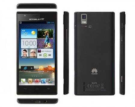 Huawei Ascend P2: in arrivo in Europa a partire dal mese di Giugno