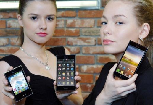 LG Optimus L: vendute 15 milioni d'unità