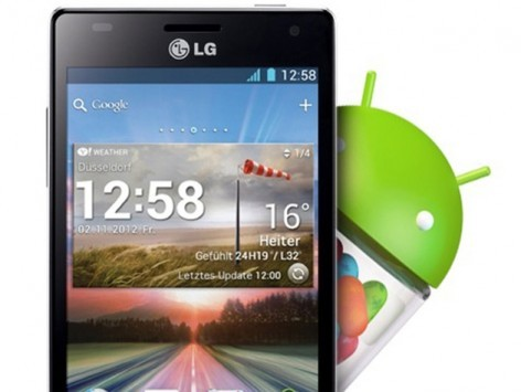 LG Optimu 4X HD: Jelly Bean in arrivo durante il Q1 2013?