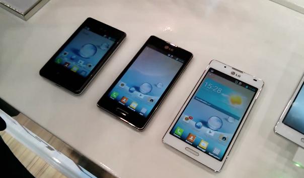 [MWC 2013] LG presenta la seconda generazione di L Series - Ecco la nostra video anteprima