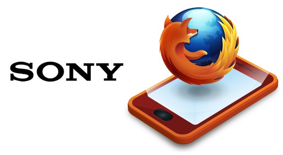 Sony: nel 2014 i primi smartphone con Firefox OS