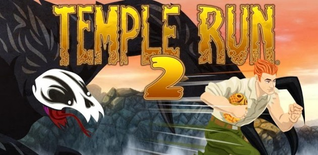 Temple Run 2 si aggiorna con prestazioni migliorate e bug fix