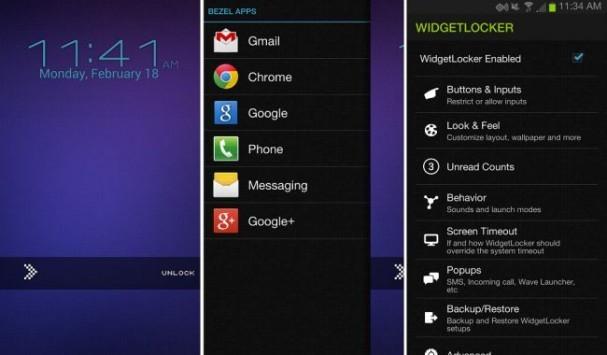 WidgetLocker Beta riceve un nuovo aggiornamento con tante novità
