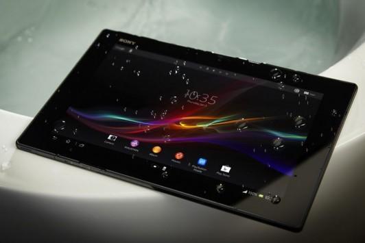 Sony Xperia Tablet Z: prezzi ufficiali per il mercato italiano