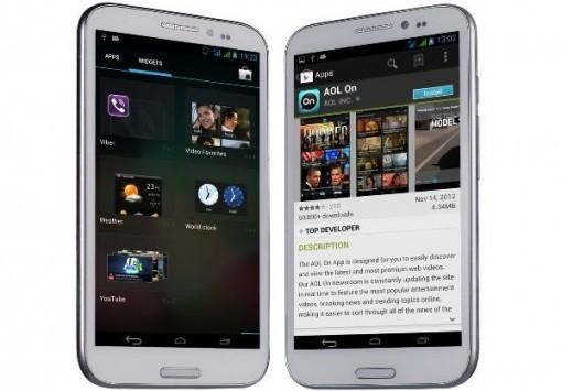 Phablet Android da 5.7 pollici, Tegra 3 e fotocamera da 32MP solo per la Cina?