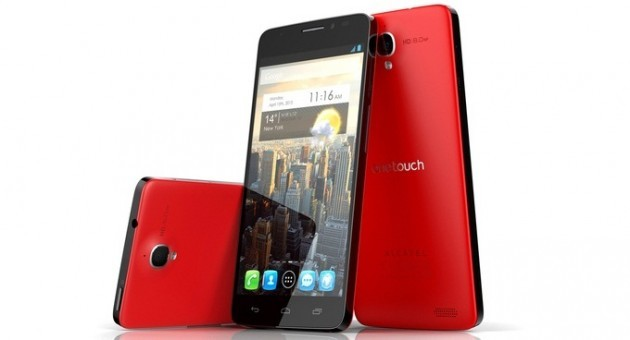 Alcatel annuncia One Touch Idol X con display da 5