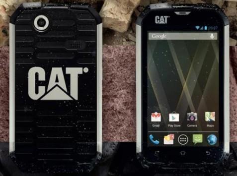 Da Caterpillar arriva CAT B15: uno smartphone Android