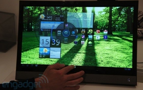 Acer presenta il suo primo Smart Display con Android: DA220HQL