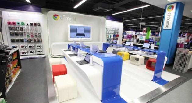 Google: entro la fine dell'anno i primi store negli Stati Uniti