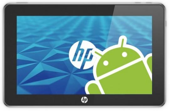 HP a lavoro su un tablet Android con Tegra 4 e forse anche uno smartphone [RUMORS]