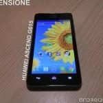 Huawei Ascend G615 - Recensione di Androidiani.com